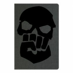 Блокнот А5 Skull and Fist