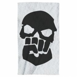 Полотенце Skull and Fist