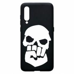 Чехол для Xiaomi Mi9 Skull and Fist