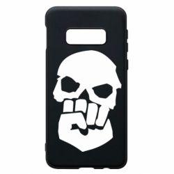 Чехол для Samsung S10e Skull and Fist