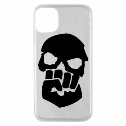 Чехол для iPhone 11 Pro Skull and Fist