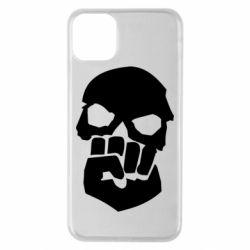 Чехол для iPhone 11 Pro Max Skull and Fist