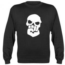 Реглан (свитшот) Skull and Fist