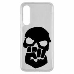 Чехол для Xiaomi Mi9 SE Skull and Fist