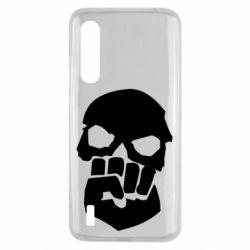 Чехол для Xiaomi Mi9 Lite Skull and Fist