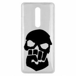 Чехол для Xiaomi Mi9T Skull and Fist