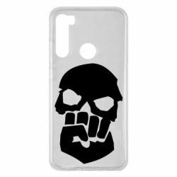 Чехол для Xiaomi Redmi Note 8 Skull and Fist
