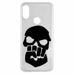 Чехол для Xiaomi Redmi Note 7 Skull and Fist