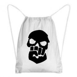 Рюкзак-мешок Skull and Fist
