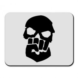 Коврик для мыши Skull and Fist