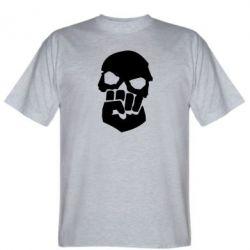 Футболка Skull and Fist