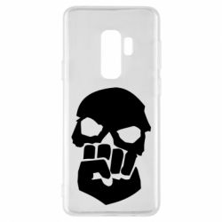 Чехол для Samsung S9+ Skull and Fist