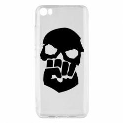 Чехол для Xiaomi Mi5/Mi5 Pro Skull and Fist
