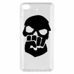 Чехол для Xiaomi Mi 5s Skull and Fist