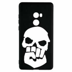 Чехол для Xiaomi Mi Mix 2 Skull and Fist