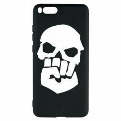 Чехол для Xiaomi Mi Note 3 Skull and Fist
