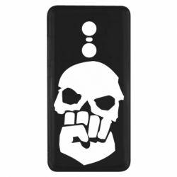 Чехол для Xiaomi Redmi Note 4x Skull and Fist