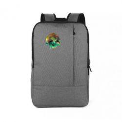 Рюкзак для ноутбука Skull of a sea of thieves