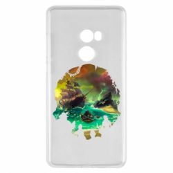 Чохол для Xiaomi Mi Mix 2 Skull of a sea of thieves