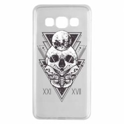 Чохол для Samsung A3 2015 Skull with insect