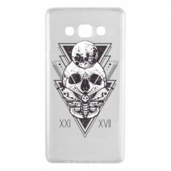 Чохол для Samsung A7 2015 Skull with insect