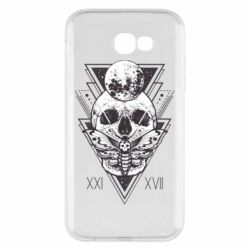 Чохол для Samsung A7 2017 Skull with insect
