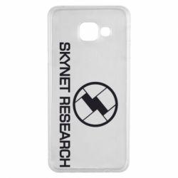Чехол для Samsung A3 2016 Skynet Research - FatLine