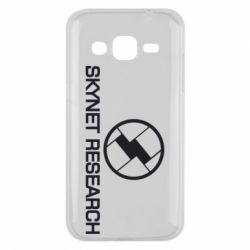 Чехол для Samsung J2 2015 Skynet Research - FatLine