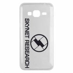 Чехол для Samsung J3 2016 Skynet Research - FatLine