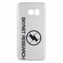 Чехол для Samsung S6 EDGE Skynet Research - FatLine