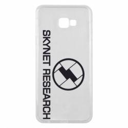 Чехол для Samsung J4 Plus 2018 Skynet Research - FatLine