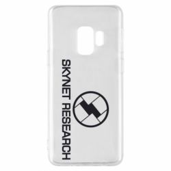 Чехол для Samsung S9 Skynet Research - FatLine