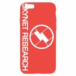 Чехол для iPhone 6/6S Skynet Research - FatLine