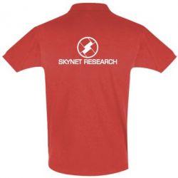 Футболка Поло Skynet Research - FatLine