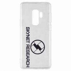 Чехол для Samsung S9+ Skynet Research - FatLine