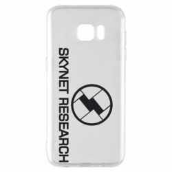 Чехол для Samsung S7 EDGE Skynet Research - FatLine