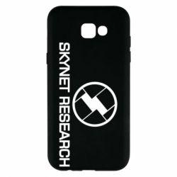 Чехол для Samsung A7 2017 Skynet Research - FatLine