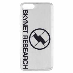 Чехол для Xiaomi Mi Note 3 Skynet Research - FatLine