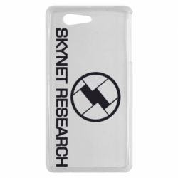 Чехол для Sony Xperia Z3 mini Skynet Research - FatLine