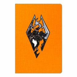 Блокнот А5 Skyrim Logo