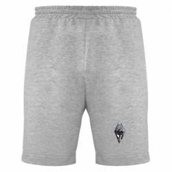Мужские шорты Skyrim Logo - FatLine