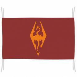 Флаг Skyrim