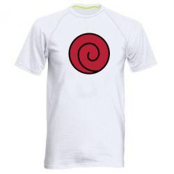 Мужская спортивная футболка Сlan Uzumaki