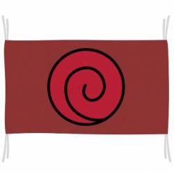 Флаг Сlan Uzumaki