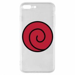 Чехол для iPhone 7 Plus Сlan Uzumaki