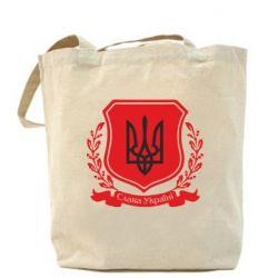 Сумка Слава Україні! (вінок) - FatLine