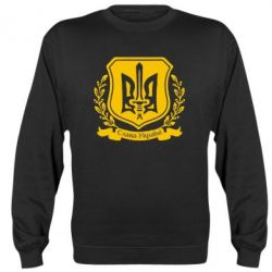 Реглан Слава Україні (вінок) - FatLine