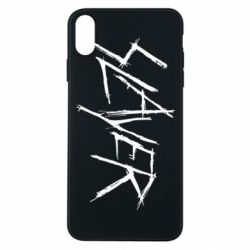 Чехол для iPhone Xs Max Slayer scratched