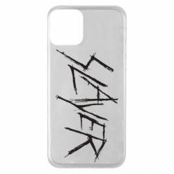 Чехол для iPhone 11 Slayer scratched
