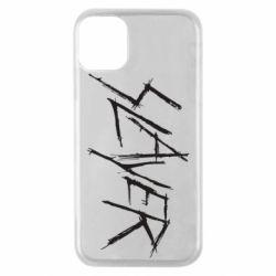 Чехол для iPhone 11 Pro Slayer scratched